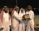 تكريم الإدارة العامة للشؤون الإدارية والمالية لموظفين سابقين